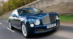 Used Bentley Mulsanne 2012