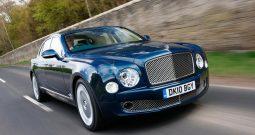 Used Bentley Mulsanne 2012
