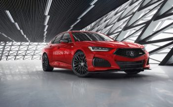 New Acura TLX 2021