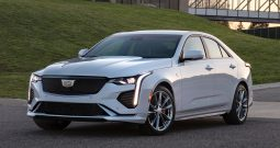 New Cadillac CT4 2021
