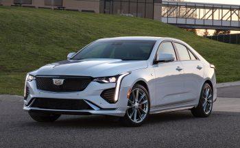 New Cadillac CT4 2021