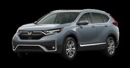 New Honda CR-V 2018