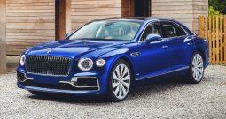 New Bentley Flying Spur 2021