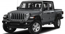 New Jeep Gladiator 2021