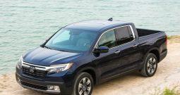 New Honda Ridgeline 2020