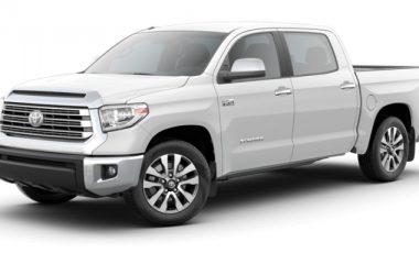 New Toyota Tundra 2021