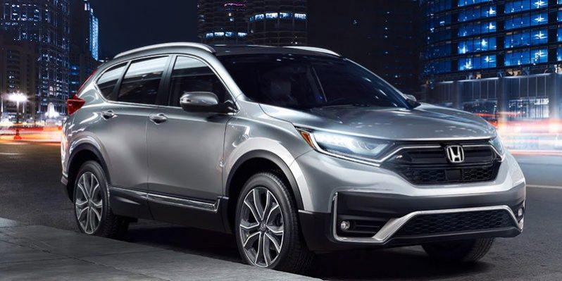 New Honda CR-V 2018 full