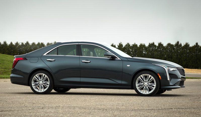 New Cadillac CT4 2021 full