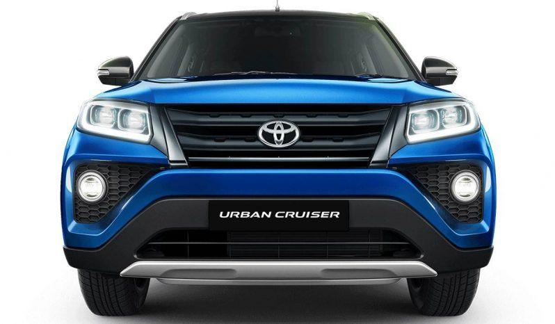 New Toyota Urban Cruiser 2020 full