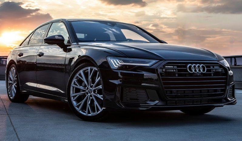 New Audi A6 2010 full