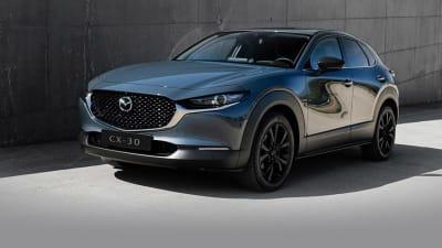 New Mazda CX-30 2021 full