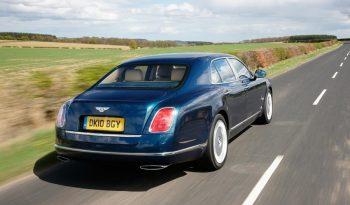 Used Bentley Mulsanne 2012 full