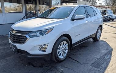 Used 2019 Chevrolet Equinox 1LT