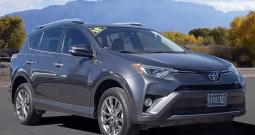 Used 2018 Toyota RAV4 Limited