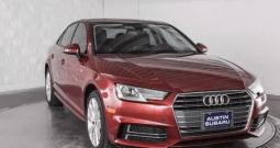 Used 2018 Audi A4 2.0T ultra Premium