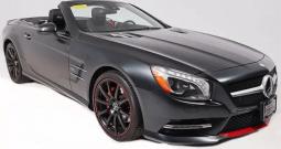 Used 2016 Mercedes-Benz SL 550