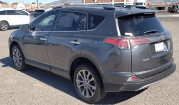 Used 2018 Toyota RAV4 Limited full