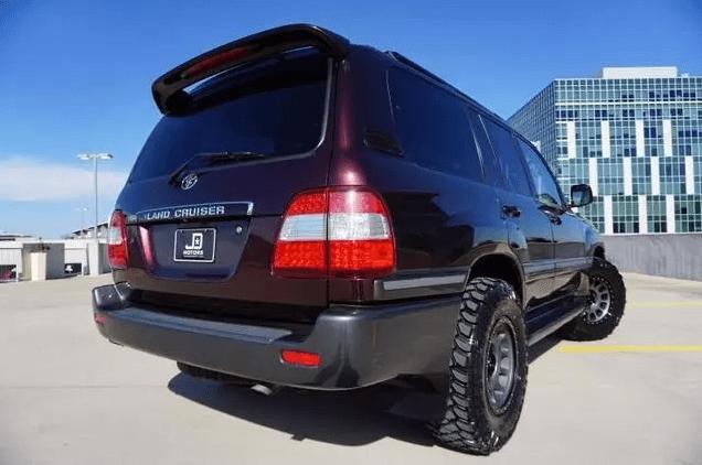 Used 2006 Toyota Land Cruiser V8 full