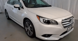 Used 2017 Subaru Legacy 2.5i Limited