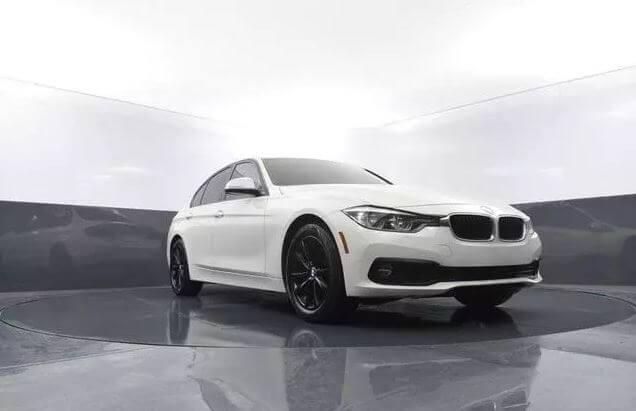 Used 2018 BMW 320 i full