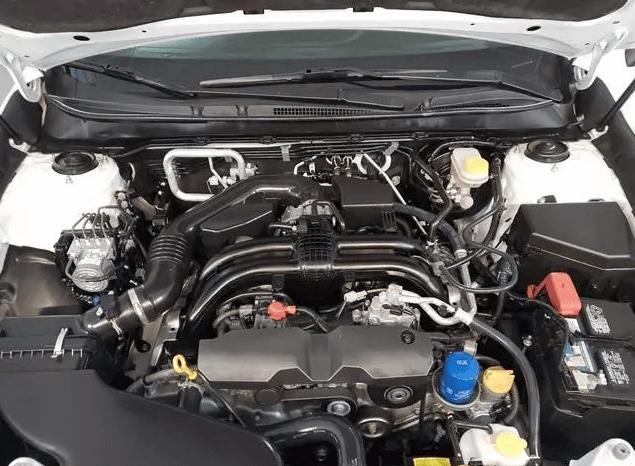 Used 2017 Subaru Legacy 2.5i Limited full
