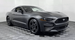 Used 2019 Ford Mustang EcoBoost