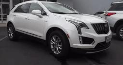 Used 2020 Cadillac XT5
