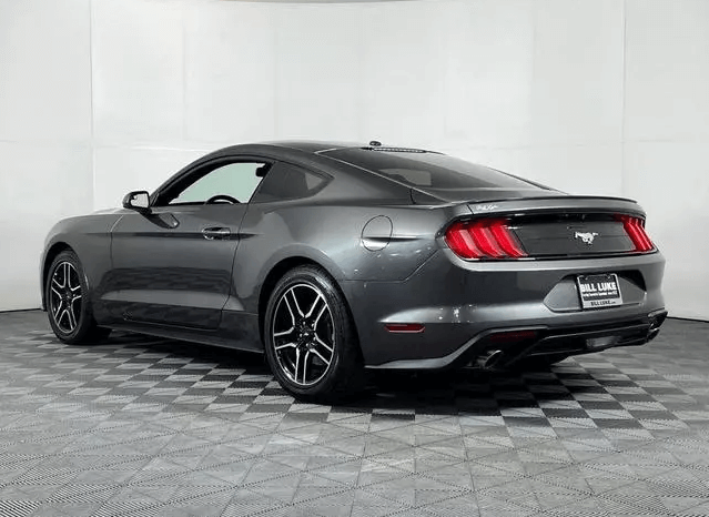 Used 2019 Ford Mustang EcoBoost full