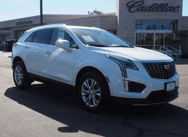 Used 2020 Cadillac XT5 full